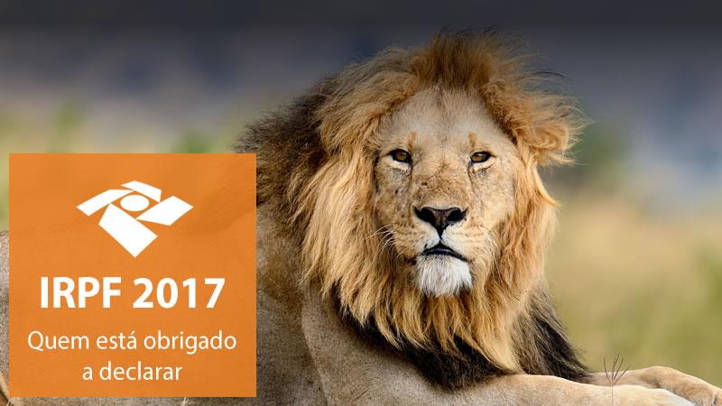 IRPF 2017: quem está obrigado a declarar